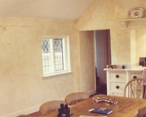 Large Kitchen in Storrington