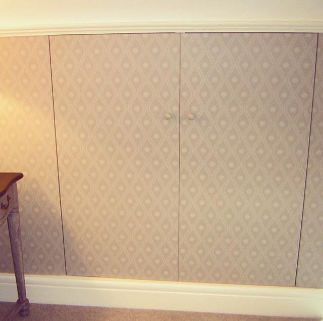 Bedroom Cupboard in Storrington